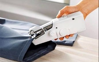 Ručný šijací stroj Handy Stitch na batérie