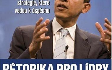 Rétorika pro lídry Řekněte to jako Obama