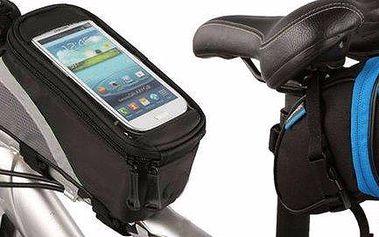 Pouzdro pod sedlo kola pro cyklisty