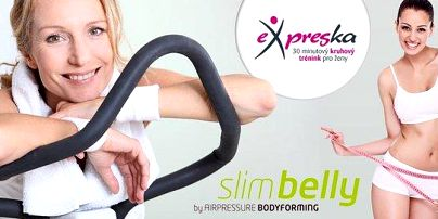 Expreska Fitness - Olomouc