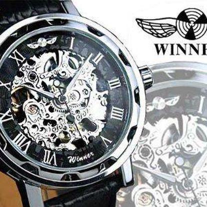Pánské hodinky Winner v krásném designovém provedení