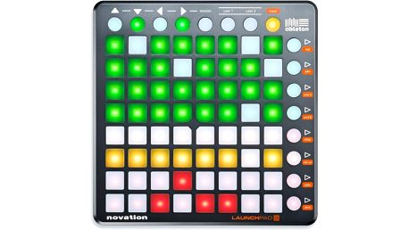 MIDI ovladač, master kontroler Novation Launchpad S