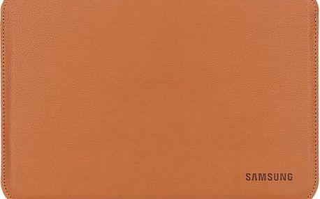Samsung EFC-1B1LC kožené pouzdro pro Tab 10.1, hnědé (EU blister)
