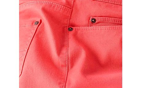 Tchibo, Úzké džíny, korálové 38