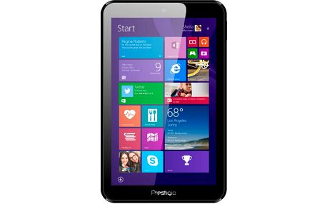 Tablet Prestigio MultiPad Visconte Quad (PMP880TDBK)