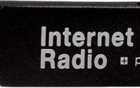 Přehrávač internetového rádia a TV do USB