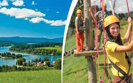 4 a 7 dní zážitků, aktivit a relaxu poblíž…