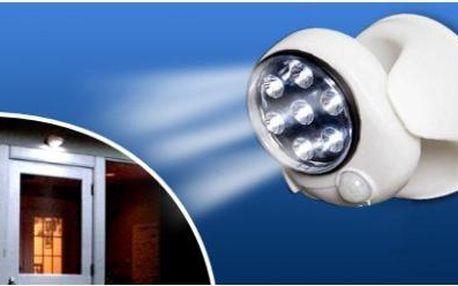 Bezdrátové venkovní světlo vhodné k osvětlení terasy, schodů, bazénu. Díky napájení na baterie je světlo připraveno k použití ve všech povětrnostních podmínkách.