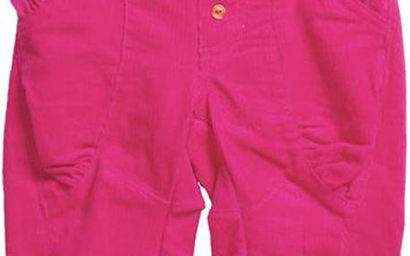 Dívčí kalhoty - růžové