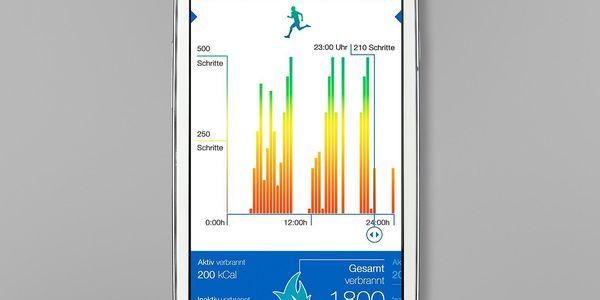 Tchibo, Monitor pohybové aktivity s Bluetooth®3