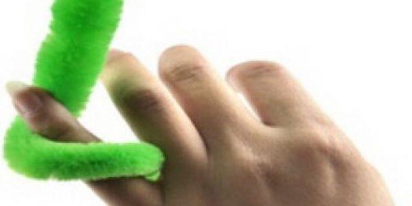 Magický červ!