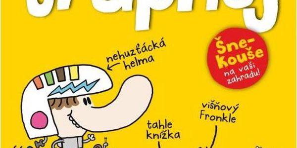 Já nejsem (a nikdy nebudu) trapnej - Barry Trappney