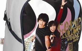 SUNCE CAMP ROCK školní batoh