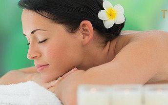 Tradiční thajská, Aroma oil nebo masáž…