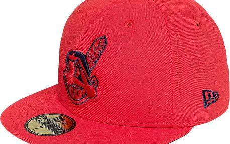 New Era Seas Contrast Cleveland Indians Červená, červená, 7