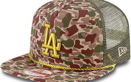 New Era Bubblemesh Los Angeles Dodgers Maskáč, vícebarevná, S/M