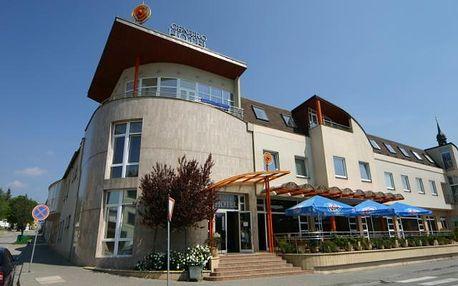 Hotel Wine Wellness Hotel Centro - Hustopeče, Česká republika, vlastní doprava, strava dle programu