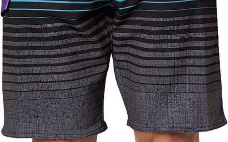 Fox Keg Boardshort Purple, vícebarevná, 30