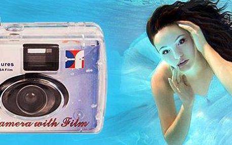 Jednorázový podvodní foťák: ty nejbláznivější momentky z dovolené!
