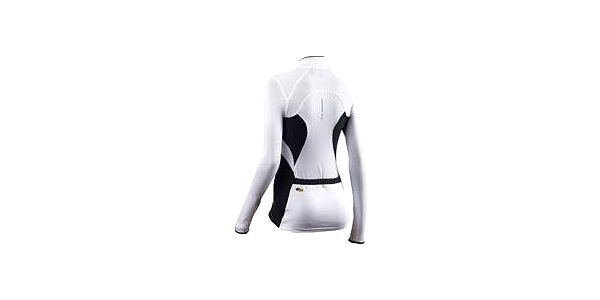 Northwave Venus Long Sleeves, bílá, S2