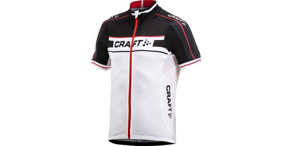 Craft PB Grand Tour Black-White, černá, XL