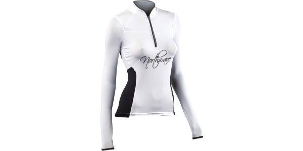 Northwave Venus Long Sleeves, bílá, S