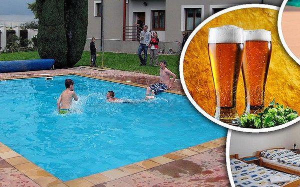 Wellness pobyt pro dva s polopenzí v hotelu Harmonie na Vysočině s neomezenou konzumací piva!!
