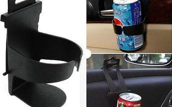 Držák nápojů do auta