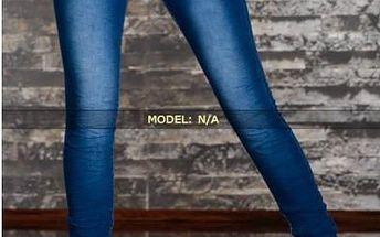 Módní přiléhavé džíny