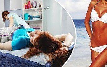 45 minut přístrojové lymfatické masáže - Presor 03