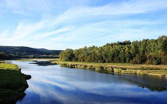 Letní i zimní dovolená na Šumavě s polopenzí!