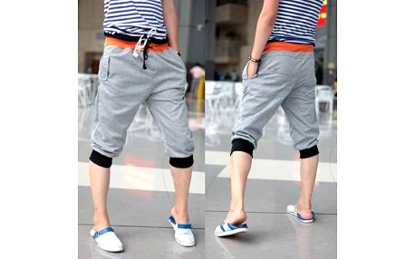 Fitness sportovní kalhoty