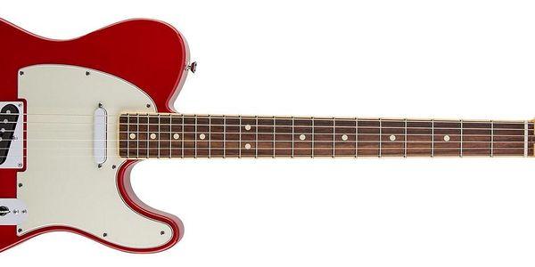 Elektrická kytara Fender American Standard Telecaster Channel Bound DR