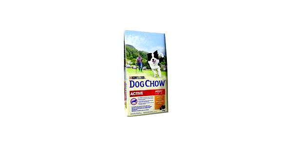 Purina Dog Chow Active kuře 14kg