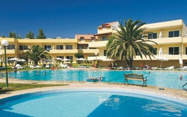 Řecko, oblast Rhodos, doprava letecky, polopenze, ubytování v 3* hotelu na 12 dní