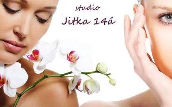 Kosmetické ošetření, barvení řas a obočí