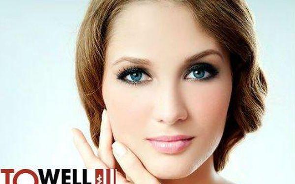 CPT THERMAGE: Omlazení pleti obličeje, krku a redukce vrásek.