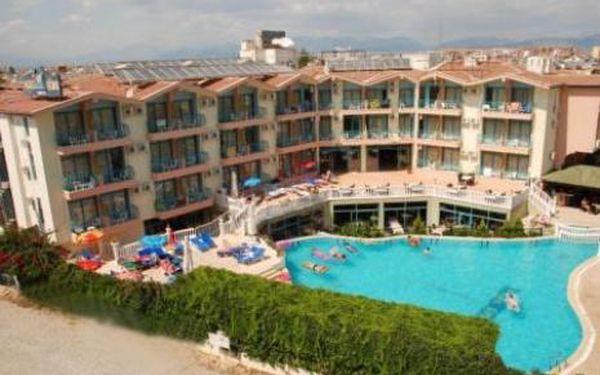 Turecko, oblast Side, doprava letecky, all Inclusive, ubytování v 3* hotelu na 8 dní