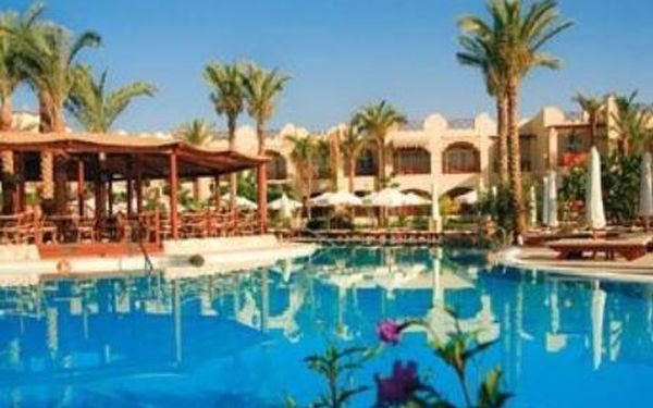 Egypt, oblast Sharm El Sheikh, doprava letecky, all Inclusive, ubytování v 5* hotelu na 8 dní