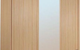 Variabilní šatní skříň s posuvnými dveřmi