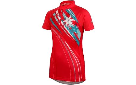 Dívčí cyklistický dres Arcore ALIN 140-170 růžová 152/158