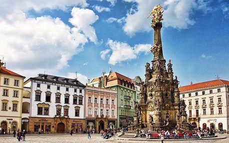 Až 6denní pobyt se snídaněmi v penzionu Horka u Olomouce pro 2 osoby