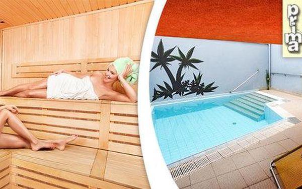 Odpočinkové saunování v Saunafit Primavera