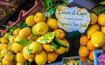 Hit letošního roku! Krásy jižní Itálie. Zájezd na 5 dní, ubytování v hotelu se snídaní - Neapol, Pompeje a ostrov Capri se zastávkou v Římě