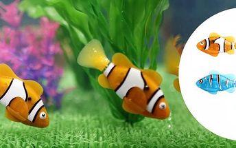 Robotická ryba do každého akvária či vany