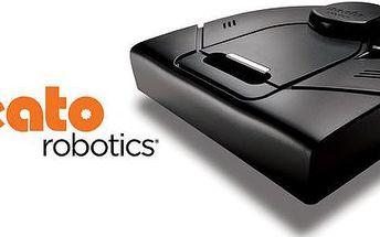Výkonný a inteligentní robotický vysavač…