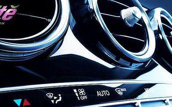 Kompletní servis a dezinfekce klimatizace v autě