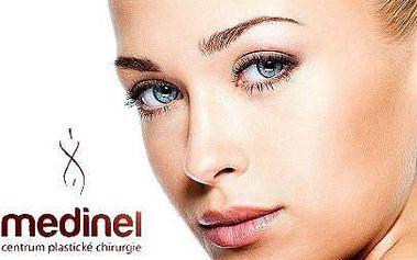 Plastická operace na klinice Medinel: Facelifting