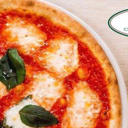 1 nebo 2 delikátní pizzy v Pasta & Pizza Mecca