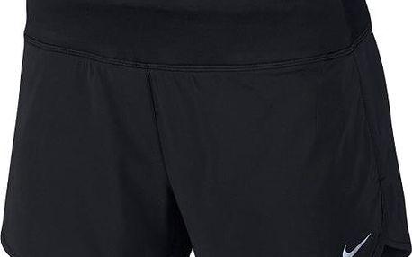 "Lehké sportovní kraťasy Nike 4"" Woven Rival Black"